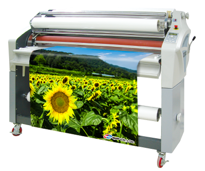 GMP EXCELMASTER-1600 Large Format Graphic Roll Laminators, रोल टू रोल  लेमिनेशन मशीन - Monotech Systems Limited, Chennai   ID: 19037880797