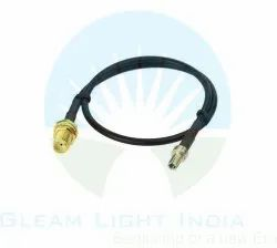 RF Cable Assemblies SMA Female to TS9 in RG 174