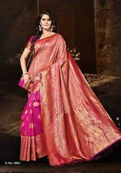 Stylish Designer Party Wear Saree