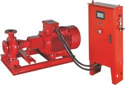 Fire Fighting Electric Driven Pump