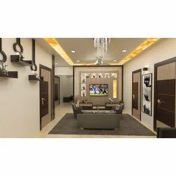 Modular Drawing Room Interior Service