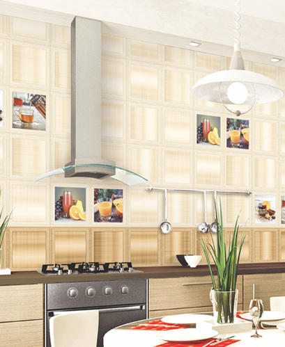 3d Digital Kitchen Wall Tiles
