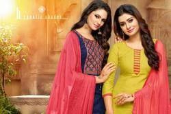 Hum Tum - Two Tops Dress
