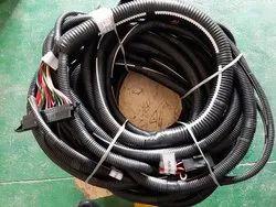 on daimler trucks wiring harness