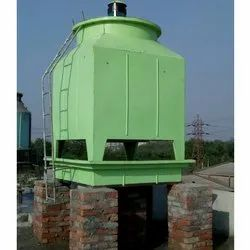 FRP Square Type Cooling Tower, Capacity: 500-1000 Liter