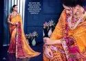 Rachna Georgette Sayna Catalog Saree Set For Woman 2