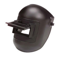 Black Face Shield