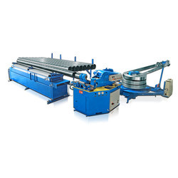 Round & Spiral Ducting Machines