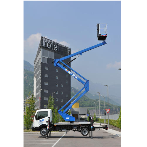 Truck Mounted Articulated Boom Lift