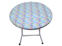 Folding Baby Table - Multi Colour Butterfly