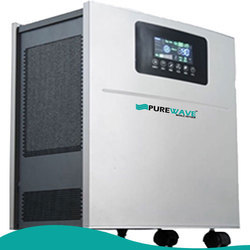 Pure Wave Stainless Steel Commercial Air Purifier