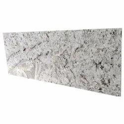 Samdani Granite Cutter Slabs White Alaska Granite Slab, Thickness: 15-20 Mm
