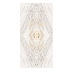 Ceramic Marble Floor Tile, Thickness: 9 Mm, Shape: Square