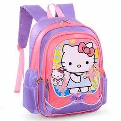Taurus Enterprises Kids Printed School Bag