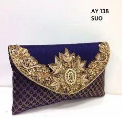 Female Wedding Ladies Envelope Clutch Bag Ay 138
