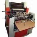 Single Color Heavy Duty Non Woven Bag Printing Machine