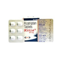 10 Mg Rizatriptan Tablets