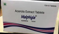 Acerola & Citrus Bioflavonoid Tablets
