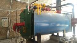 URJEX Make Thermic Fluid Heater