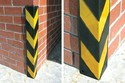 Rubber Corner Guard 8mm Thickness