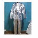 Aluminised Kevlar Suit