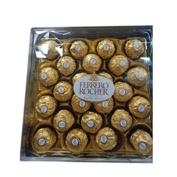 24 Pieces Round Ferrero Rocher Chocolate Balls