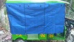 E Rickshaw Full Parda