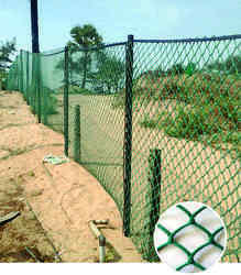 Heavy Duty Chain Link Fencing Net