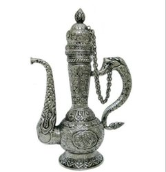 Silver Plated Surahi Set