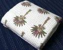 Block Print Handmade Kantha Quilt