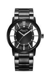 Kenneth Cole Analog Black Dial Men's Watch