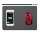 Xech Mouse Pad with Wireless Charging