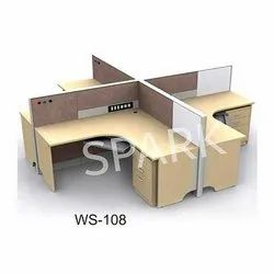 WS-108 Office Workstation Furniture