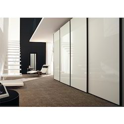 Transparent Lacquered Glass