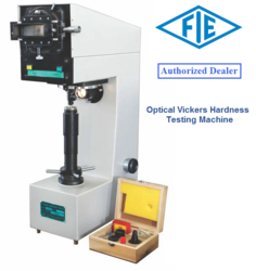 FIE Optical Vickers Hardness Tester