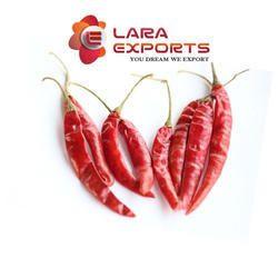 Lara Exports Dry Red Chilli