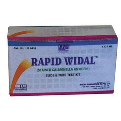 Rapid Widal Slide Test Kit IS6451_IS6460