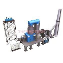Automatic Thermic Fluid Heater