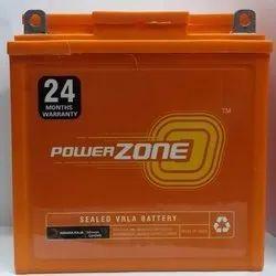 Capacity: 7 Ah Power Zone Sealed VRLA Battery