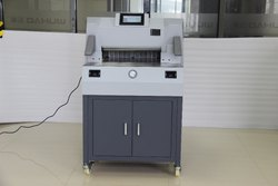 JD 500V9 Digital Paper Cutter