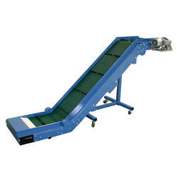 Inclined Conveyor Belt