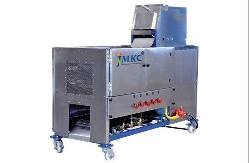 JMKC 800 Semi Automatic Chapati Making Machine, For New