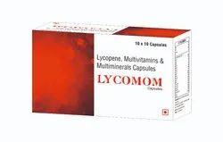 Multivitamin,Multimineral & Lycopene Capsules