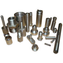 SS CNC Turning Component
