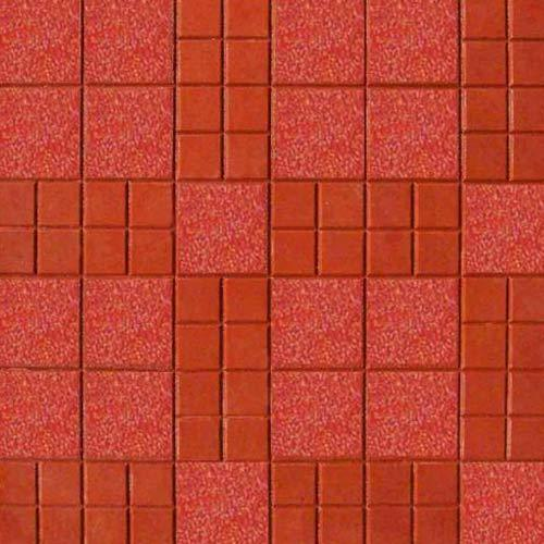 Concrete Chequered Tile At Rs 30 Piece