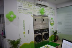 Residential and Commercial Laundry & Dry Cleaning Laundry Service, Ghaziabad