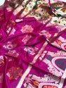 Soft Cotton Silk Saree