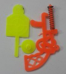 Target Gun Shooter Promotional Toy