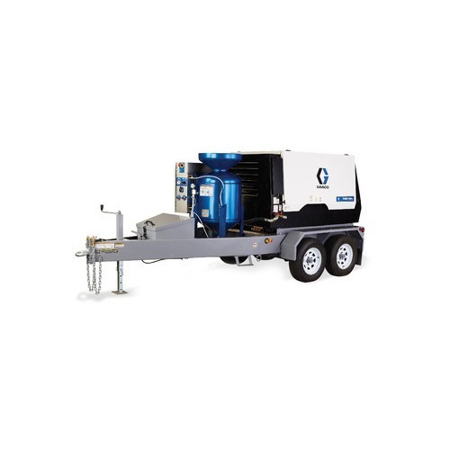 Graco Water Jet Blasting Machine, Devtal Engineering Private
