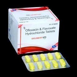 Ofloxacin and Flavoxate Hydrochloride Tablets